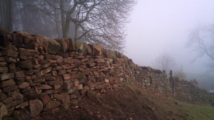 Mur de partió anglès