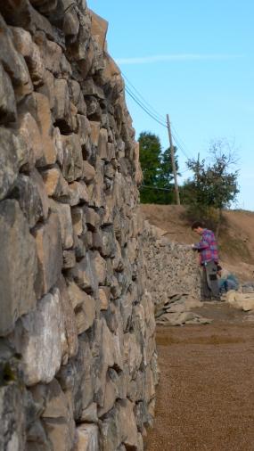 ja prop del final del mur