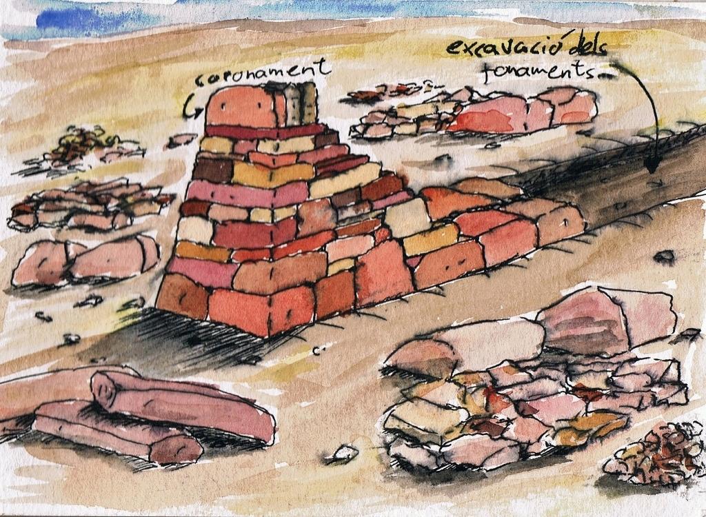 mur de partió